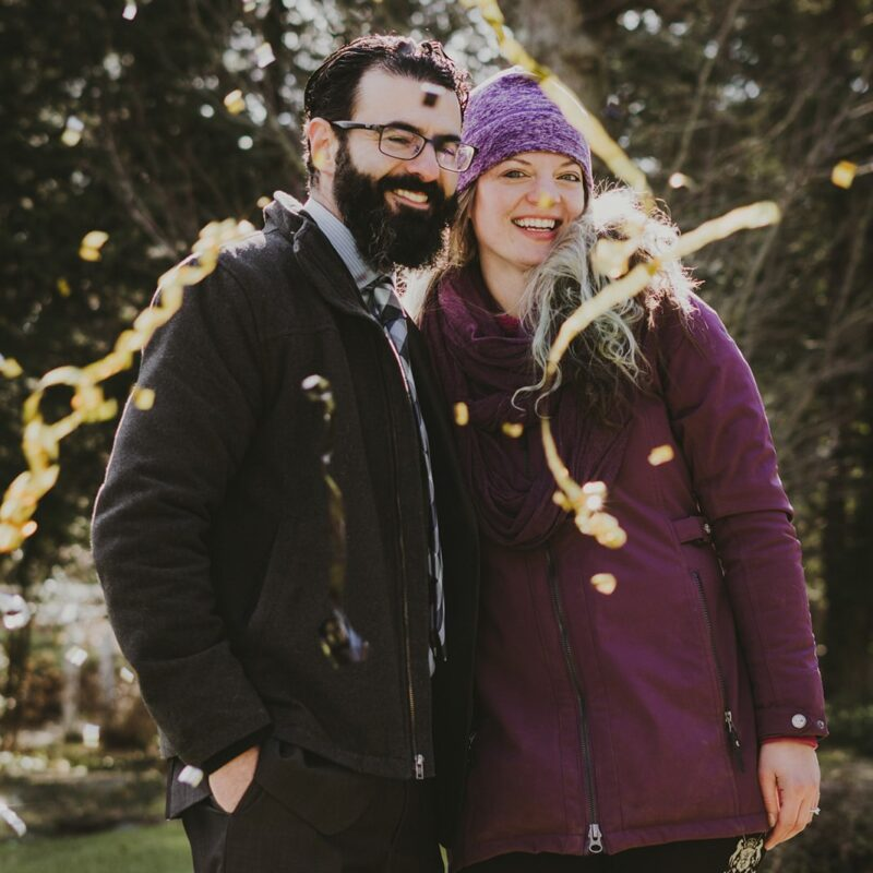 Chris and Tara Get Engaged!